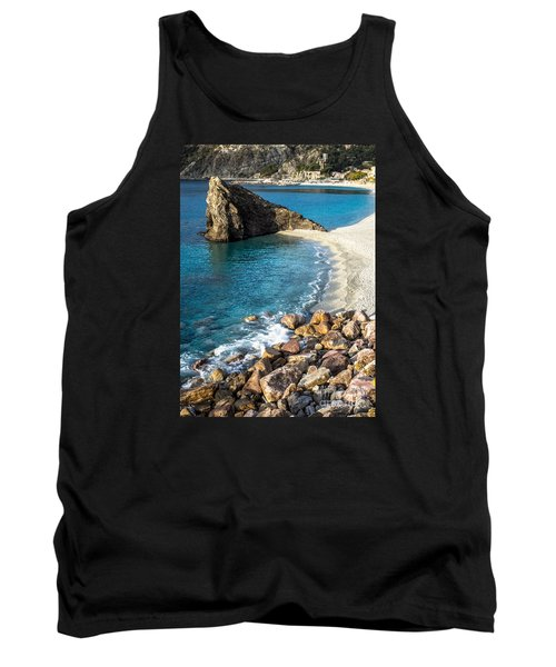 Sea Stack Of Monterosso Tank Top