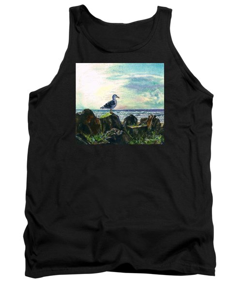 Seagull Lookout Tank Top