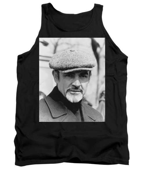 Sean Connery Tank Top
