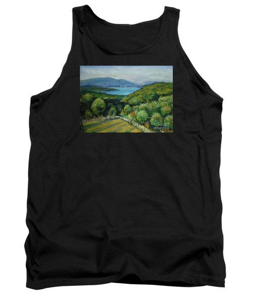 Seascape From Kavran Tank Top