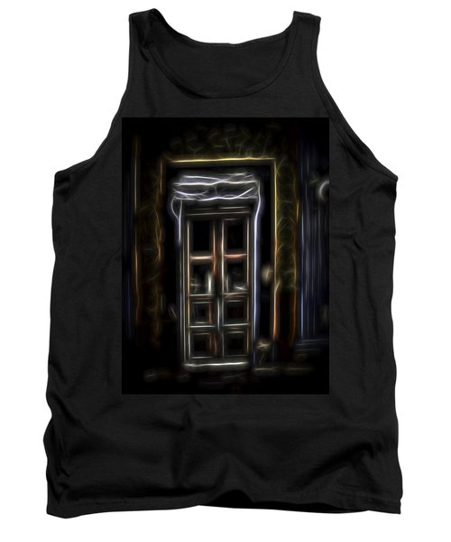 Secret Doorway Tank Top