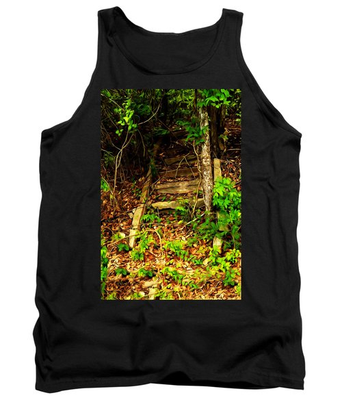 Secret Stairway Tank Top