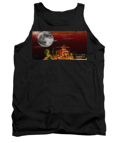 Seeking Wisdom Tank Top