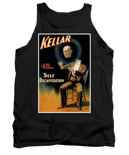 Self Decapitation Tank Top