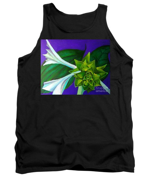 Serene Green One Tank Top