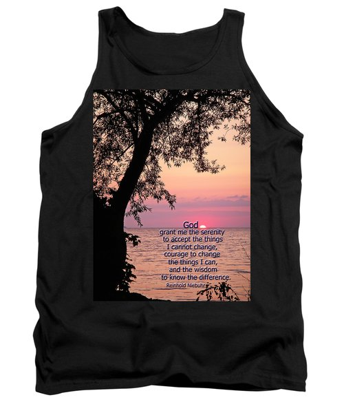 Serenity Tank Top by Aimee L Maher Photography and Art Visit ALMGallerydotcom