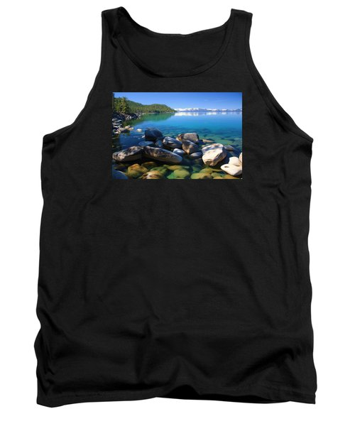 Tank Top featuring the photograph Serenity by Sean Sarsfield
