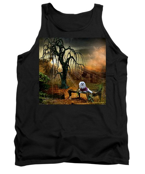 Shades Of The Fall  Tank Top