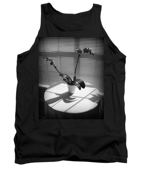 Shadow Patterns Tank Top