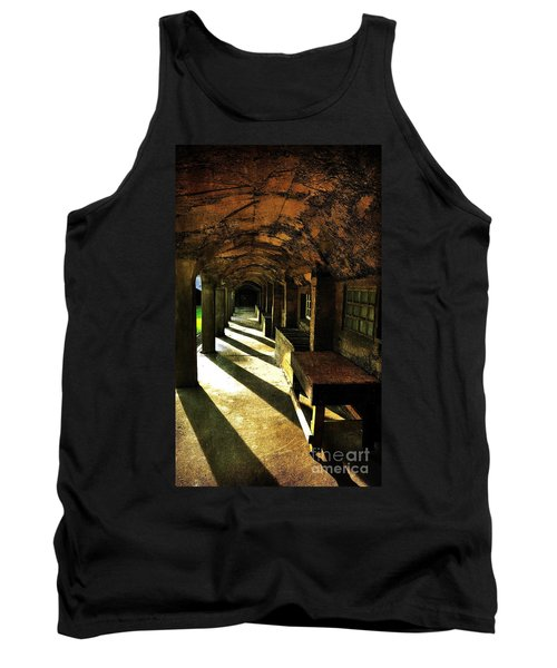 Shadows And Arches I Tank Top