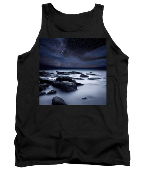 Shadows Of The Night Tank Top by Jorge Maia