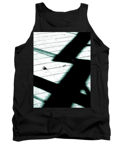 Shadows On The Floor  Tank Top by Steve Taylor