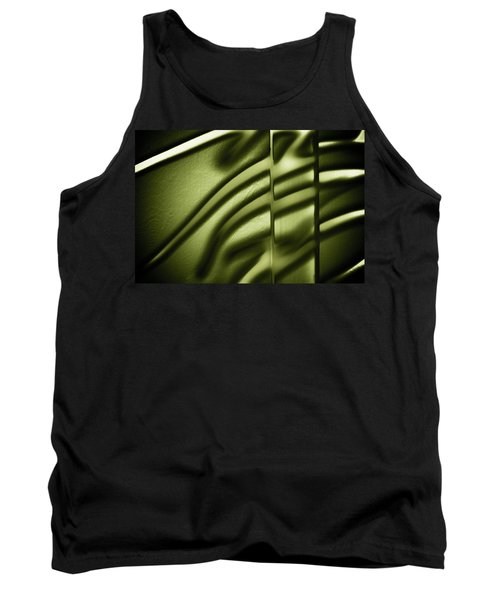 Shadows On Wall Tank Top