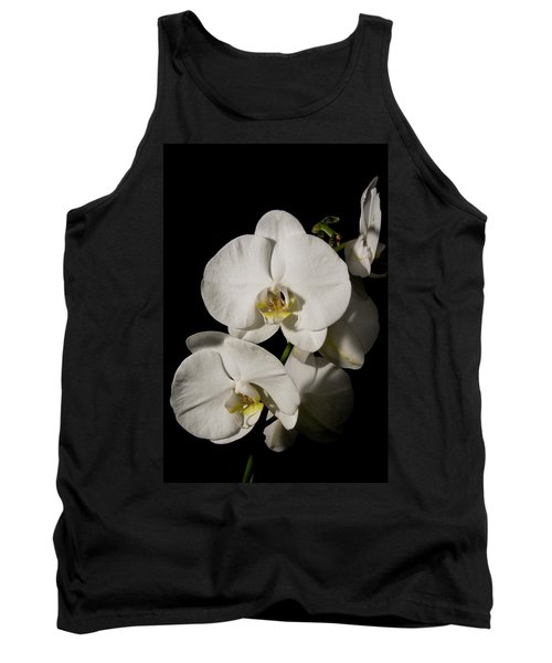 Shadowy Orchids Tank Top