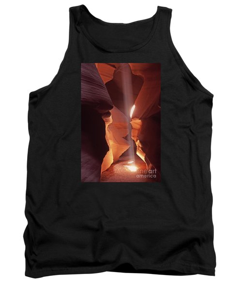 Shaft Of Light Antelope Canyon Tank Top