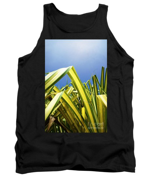 Tank Top featuring the photograph Shape Of Hawaii 9 by Ellen Cotton