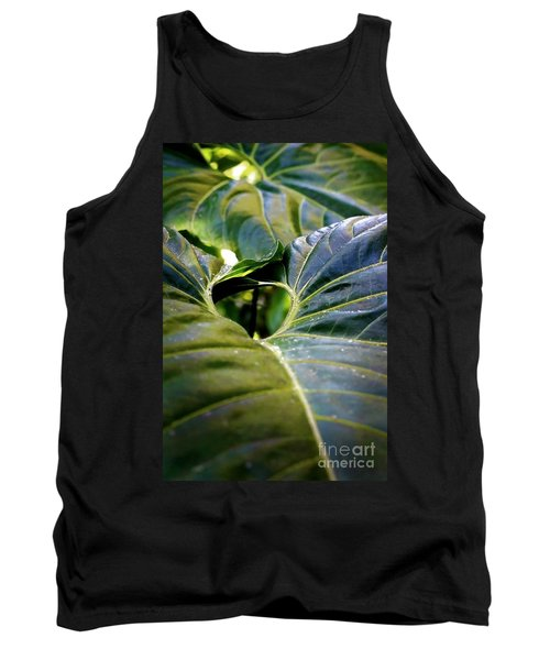 Tank Top featuring the photograph Shapes Of Hawaii 11 by Ellen Cotton