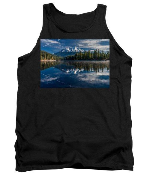 Shasta And Lake Siskiyou Tank Top
