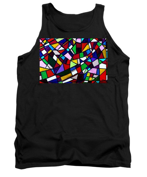 Shattered Tank Top
