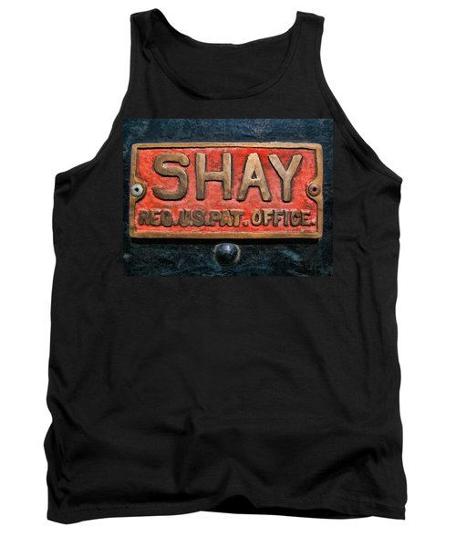 Shay Builders Plate Tank Top