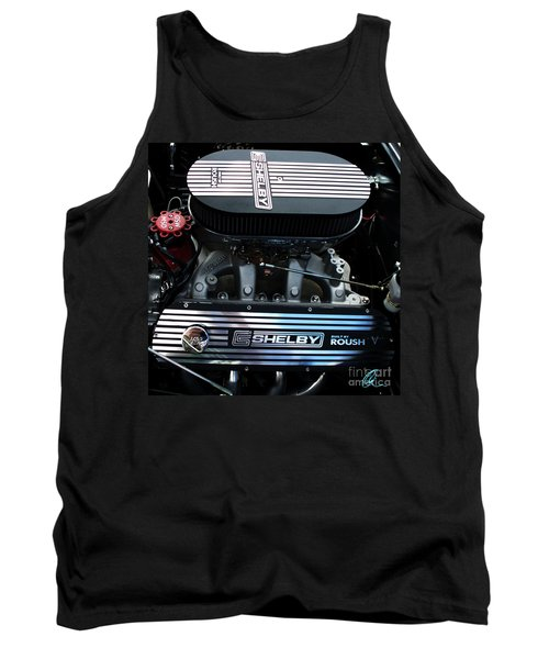 Tank Top featuring the photograph Shelby By Roush by Chris Thomas
