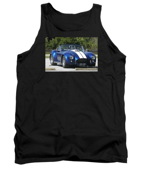 Shelby Cobra Tank Top by Christiane Schulze Art And Photography