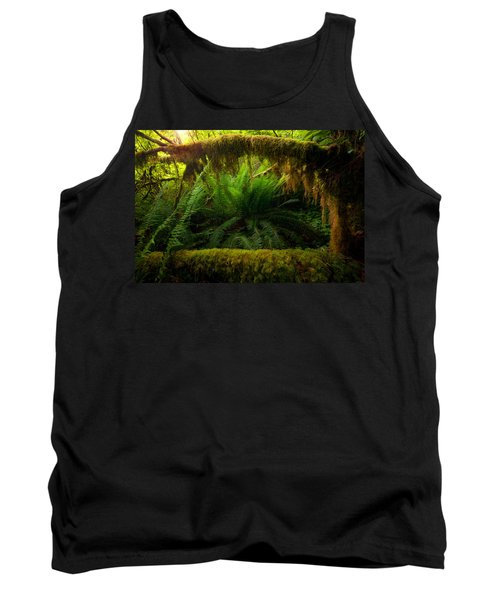 Sheltered Fern Tank Top