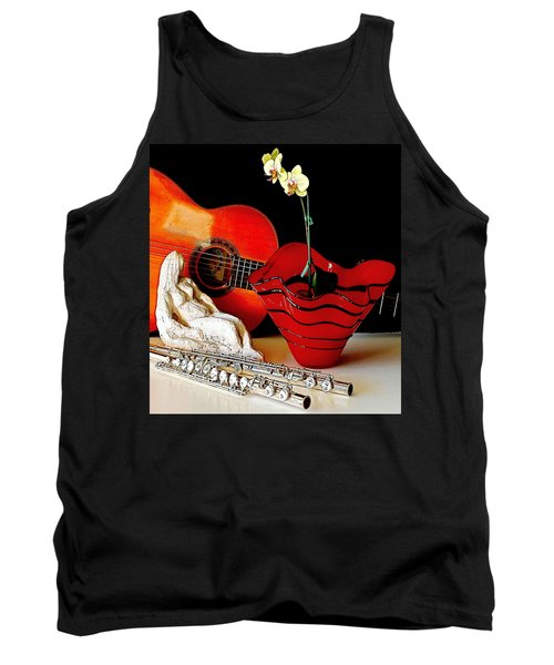Tank Top featuring the photograph Sherrie's Delight by Elf Evans