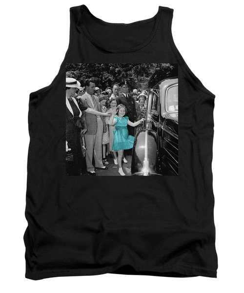 Shirley Temple Tank Top