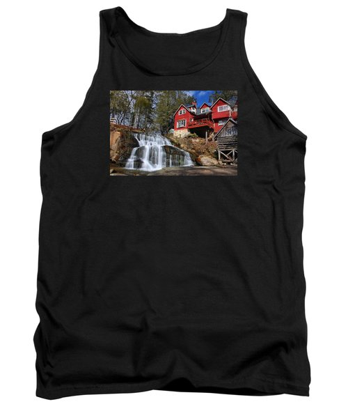 Shoal Creek Falls  Tank Top