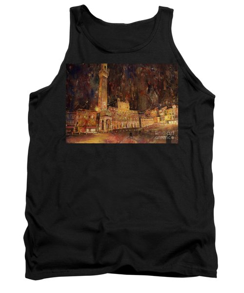 Siena Sunset Tank Top