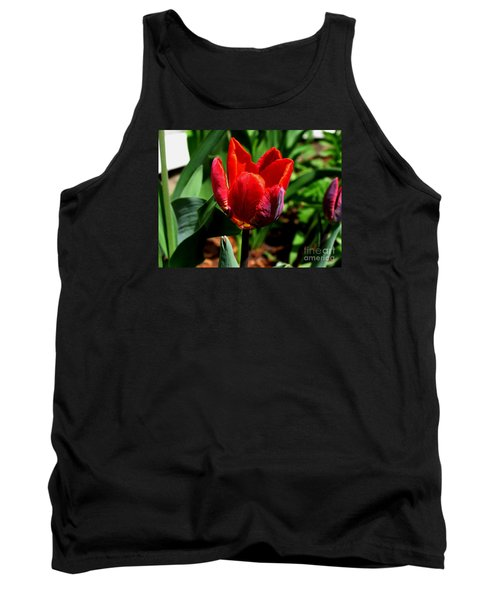 Sign Of Spring Tank Top