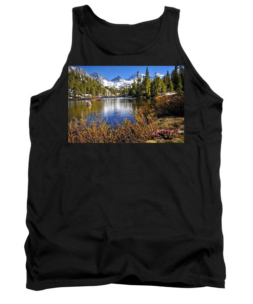 Signs Of Spring Tank Top by Lynn Bauer