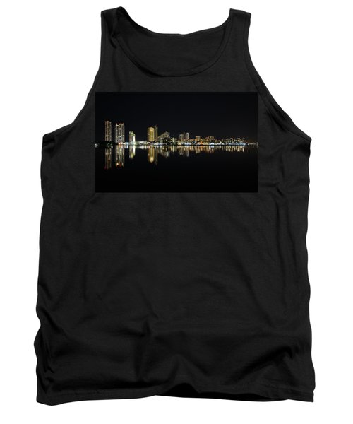 Silent Night Tank Top