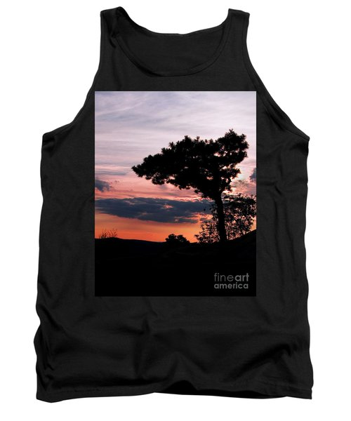 Silhouette Tank Top
