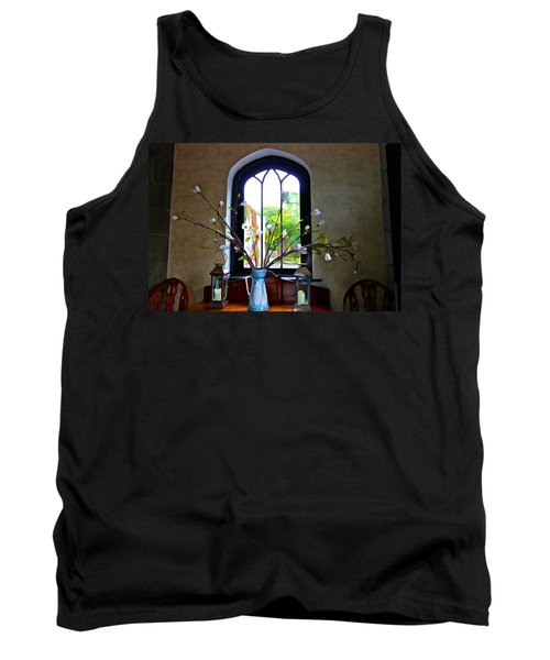 Tank Top featuring the photograph Simple Elegance by Charlie and Norma Brock