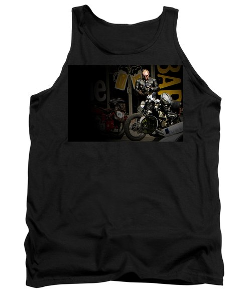 Sinister Character Tank Top