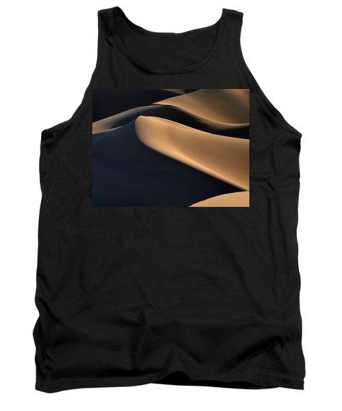 Sinuous Dunes  Tank Top