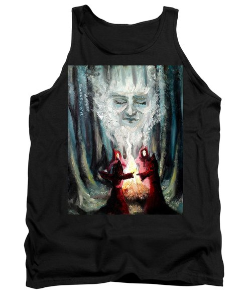 Sisters Of The Night Tank Top