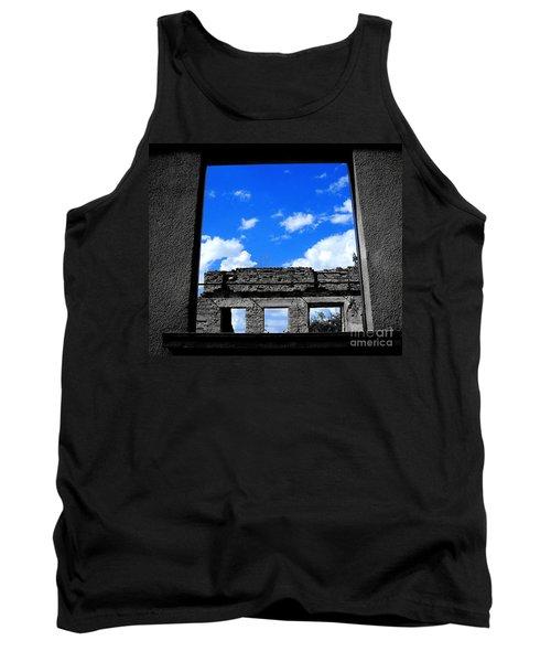 Sky Windows Tank Top by Nina Ficur Feenan