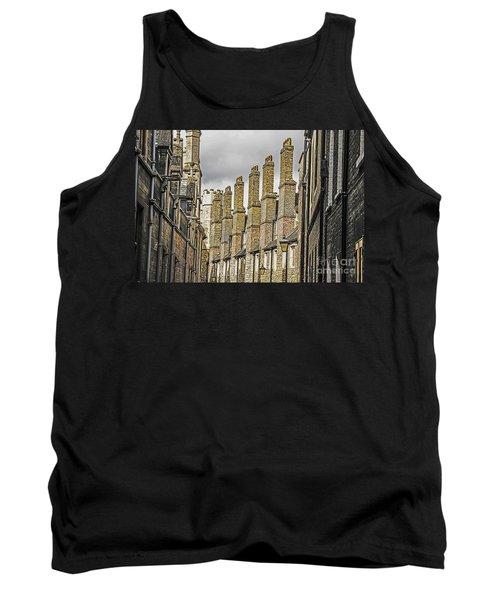 Skyline Of Cambridge Tank Top