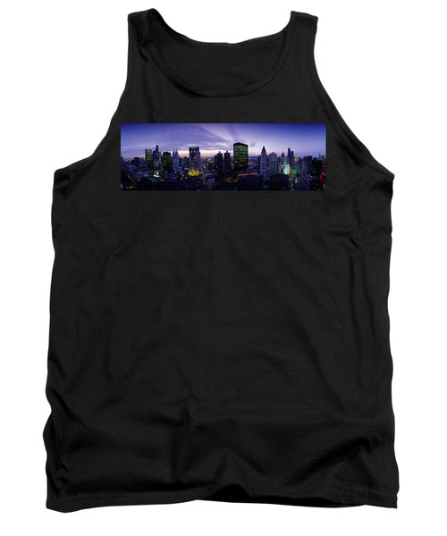 Skyscrapers, Chicago, Illinois, Usa Tank Top