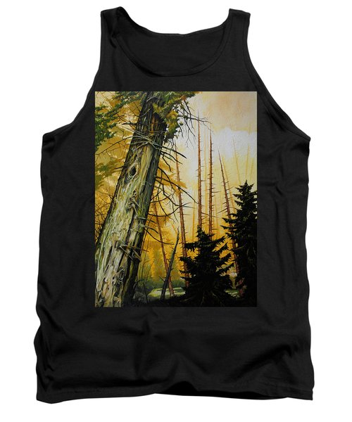 Skyward Tank Top