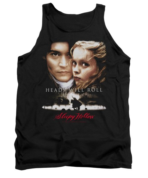 Sleepy Hollow - Heads Will Roll Tank Top