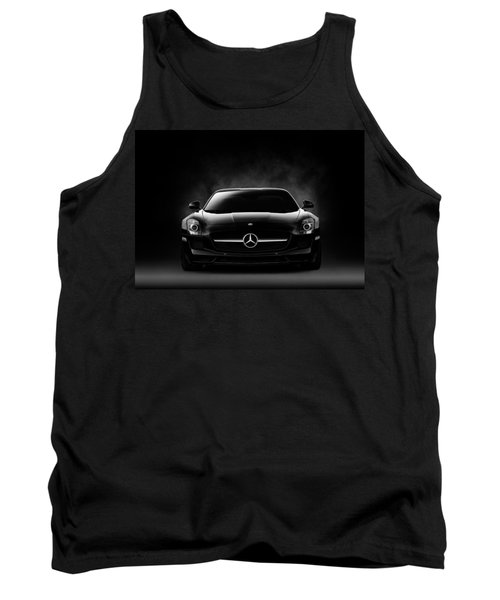 Sls Black Tank Top by Douglas Pittman