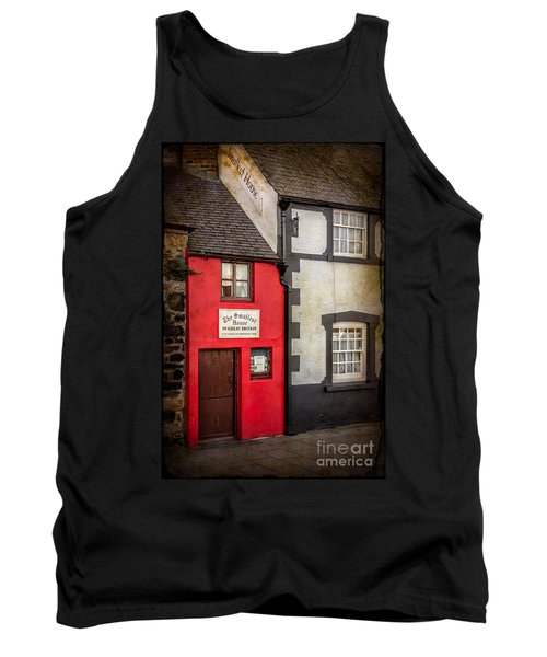 Smallest House Tank Top