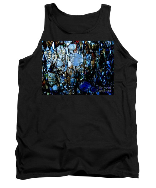 Tank Top featuring the photograph Smashed by Cynthia Lagoudakis