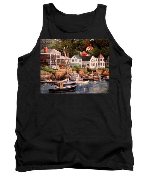 Smiths Cove Gloucester Tank Top by Eileen Patten Oliver