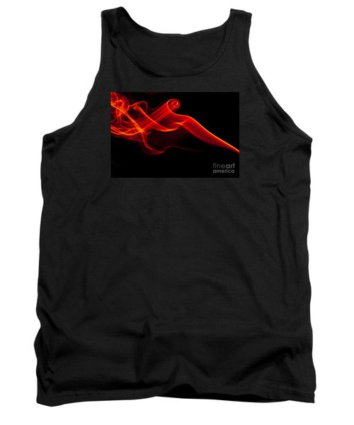 Smokin Tank Top by Anthony Sacco