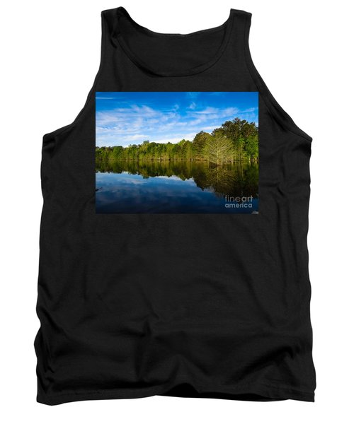 Smooth Reflection Tank Top